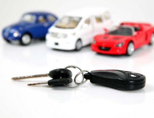 Come noleggiare un auto senza carta di credito