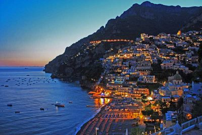 Positano villas for rent