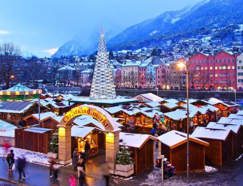 Mercatini di Natale: viaggio a Innsbruck