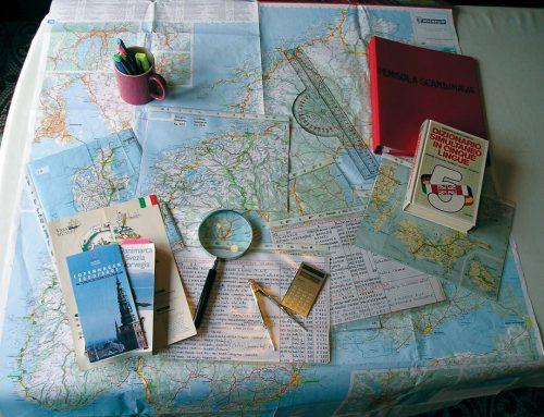 Planning del viaggio non è difficile se utilizzi i giusti programmi
