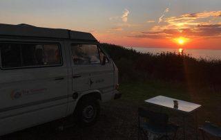 Noleggio camper in Sardegna
