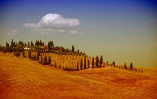 colline senesi