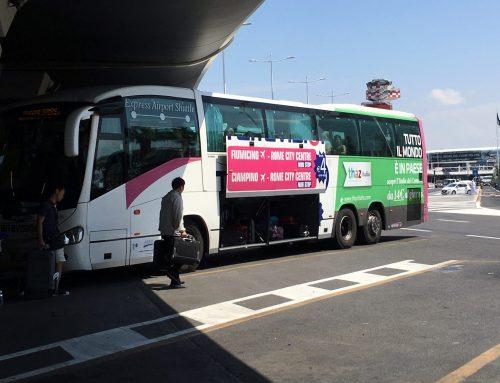 Da Roma a Fiumicino, il mezzo di trasporto migliore