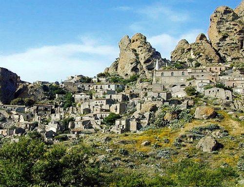 Paesaggi e borghi dell'Aspromonte da visitare